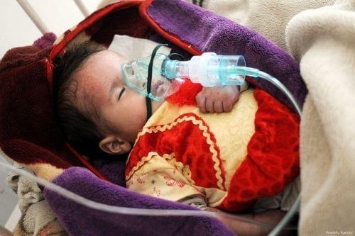 UNICEF: 8 niños yemeníes muertos y heridos todos los días
