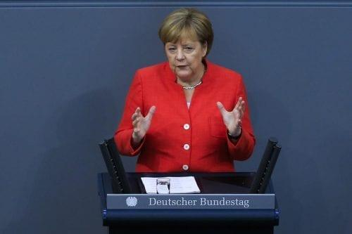 """Merkel: """"Siria es la principal prioridad para la inteligencia alemana"""""""