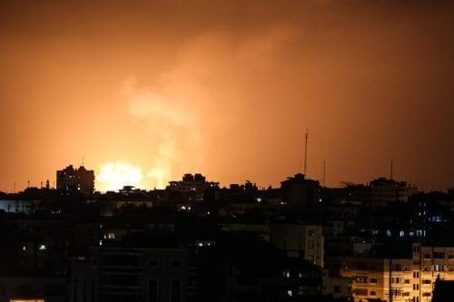 """""""Las elecciones no nos impedirán bombardear Gaza e Irán"""", insiste…"""