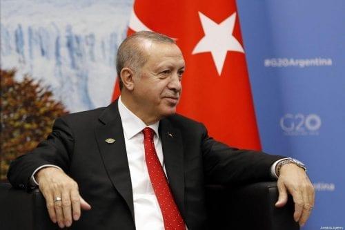 Erdogan dice que Turquía ha mantenido contactos con Damasco