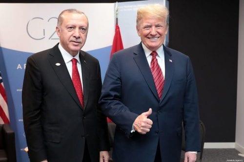 Turquía pide a Estados Unidos que no deje un vacío…