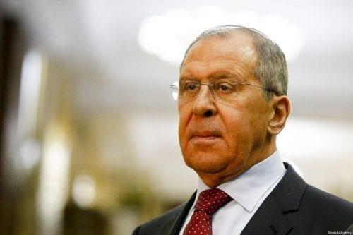 Lavrov de Rusia: la división palestina es un pretexto para…