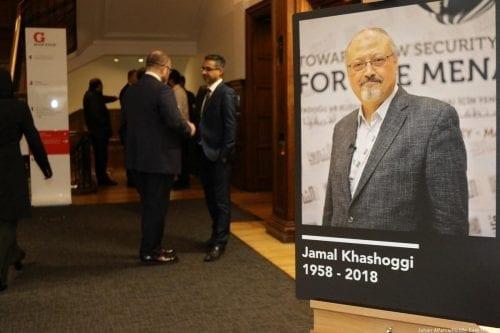 En un artículo sin terminar, Khashoggi apela a Arabia Saudí…