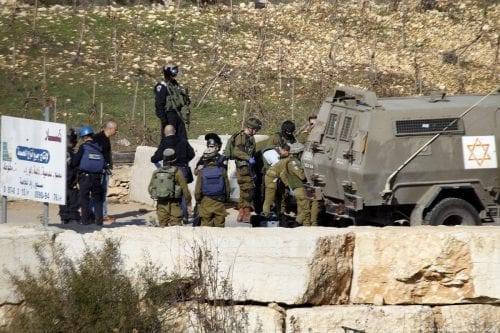 Las fuerzas israelíes detienen al secretario de Fatah en Jerusalén