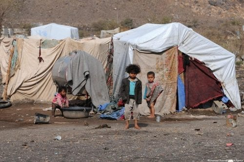 Yemen: 3.000 casos presentados por crímenes contra la humanidad