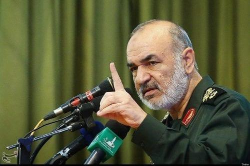 Irán promete mantener sus fuerzas en los países árabes