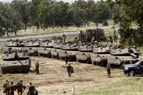 Israel amenaza con atacar las bases iraníes en Iraq