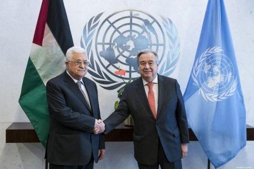 Podría haber un plan B para Palestina, pero la labor…
