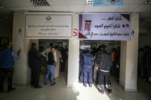 Qatar ha pagado 1.100 millones de dólares a Gaza desde…