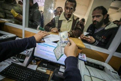 Hasta 10,000 oportunidades de empleo para desempleados palestinos en Gaza