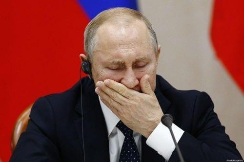 """Rusia abre dos """"corredores humanitarios"""" en el campamento de Al-Rukban…"""