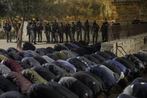 Autoridad Palestina: Israel está arrastrando la región a un conflicto…