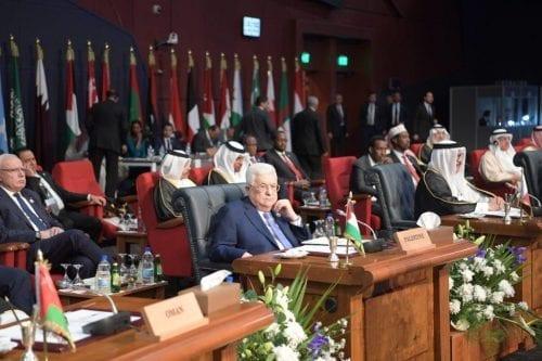 """Abbas insta a los países europeos a reconocer el """"Estado…"""