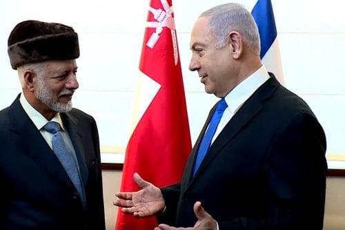 Omán arresta a críticos de la normalización con Israel, según…
