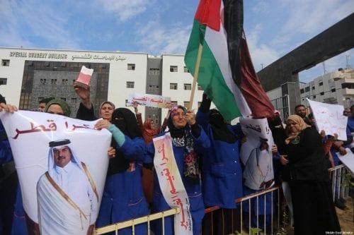 Qatar: continuaremos apoyando a Gaza