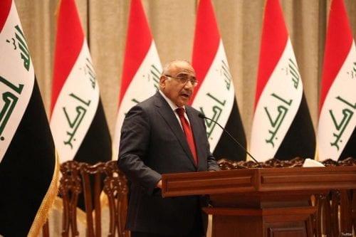 """Primer ministro de Iraq: """"No participaremos en las sanciones contra…"""