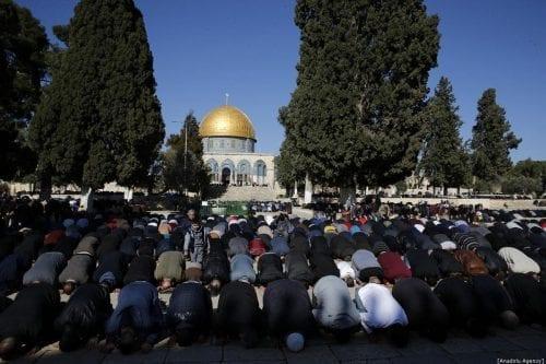 Haniyeh pide a los palestinos que utilicen todos los medios…