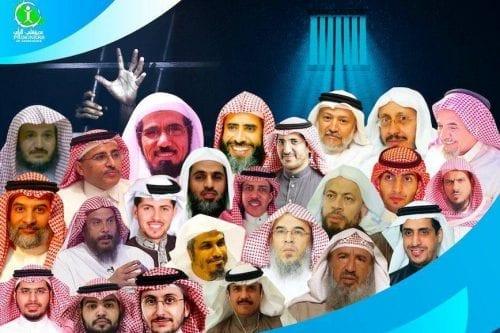 Presos saudíes inician una huelga de hambre