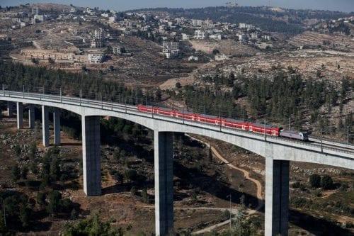 La Autoridad Palestina se niega a participar en el ferrocarril…