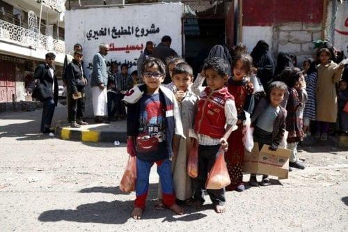 UNICEF: Hay 2 millones de niños en Yemen sin escolarizar