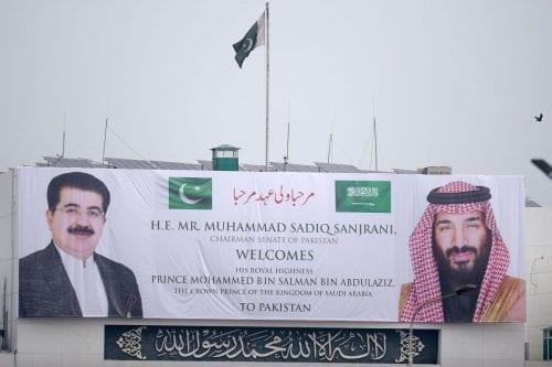 El príncipe heredero de Arabia Saudí comienza su gira por…