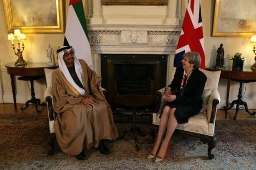 El Reino Unido discute un acuerdo comercial posterior al Brexit…