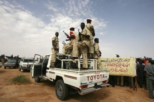 Las fuerzas de seguridad sudanesas arrestan a los líderes de…