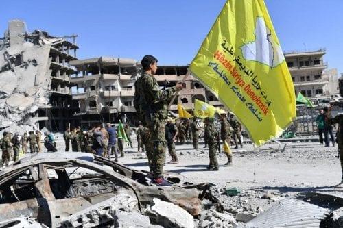 Estados Unidos no puede respaldar a las fuerzas sirias que…