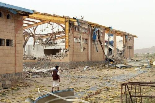 MSF exige una investigación sobre el bombardeo de sus instalaciones…