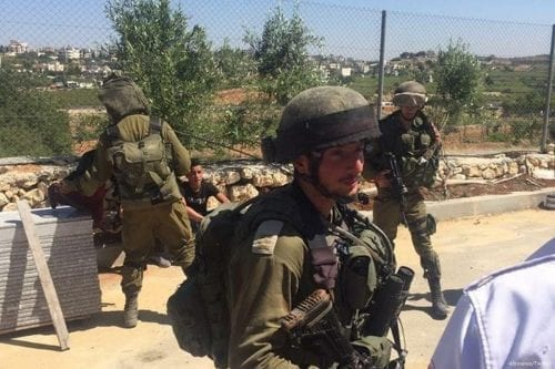 Israel arrestó a 67 menores palestinos en enero
