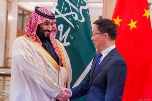Arabia Saudí llega a un acuerdo de diez mil millones…