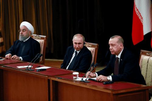 """Vladimir Putin: la nueva constitución de Siria se adoptará """"pronto"""""""