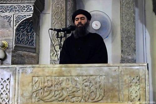 Parlamentario iraquí: Estados Unidos está protegiendo a Baghdadi, el líder…