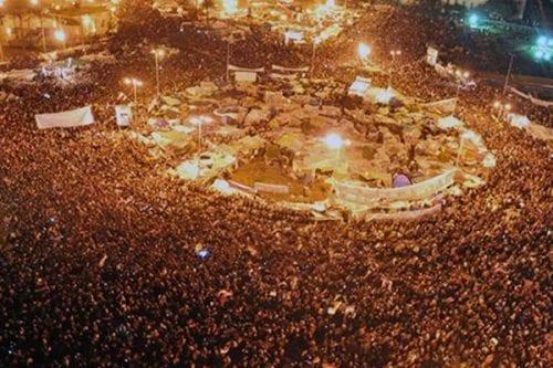 """Intelectuales egipcios predicen una segunda """"Primavera Árabe"""""""
