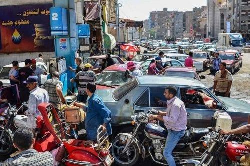 Egipto: las tasas de inflación vuelven a aumentar hasta el…