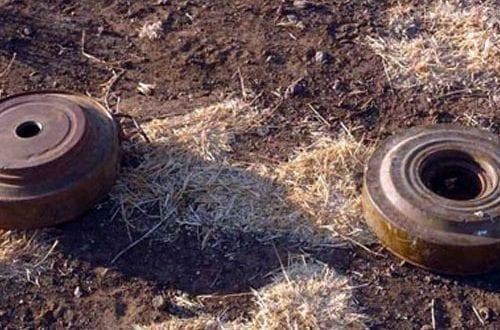 Una explosión de minas terrestres mata a 20 civiles en…