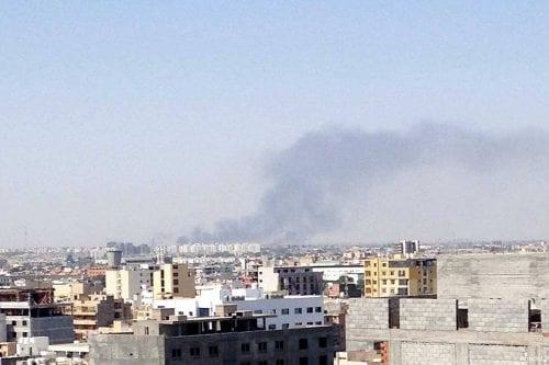 Fuente: Enfrentamientos en el sur de Libia dejan 4 muertos