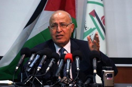 Autoridad Palestina: Los palestinos no renunciarán a sus derechos nacionales…