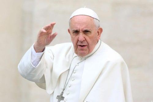 Human Rights Watch exige al Papa Francisco que discuta temas…