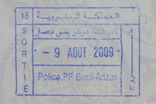 Marruecos arresta a cinco israelíes por producir pasaportes falsos