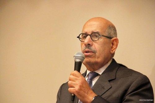 Un abogado de Egipto presenta una denuncia contra ElBaradei