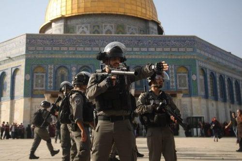 Todo lo que Israel desea, lo consigue