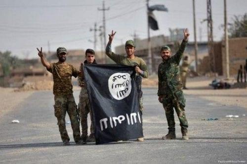 6 combatientes de las PMF han sido asesinados por Daesh…
