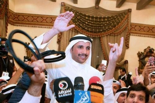 Encuesta: el 85% de los kuwaitíes rechazan la normalización con…