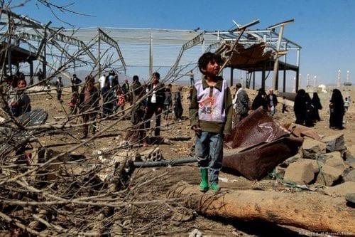 La guerra olvidada de Yemen está entrando en su cuarto…