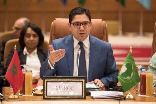 """Marruecos confirma su """"no intervención"""" en los asuntos internos de…"""