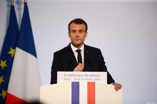Macron invita al presidente de Egipto a la cumbre del…