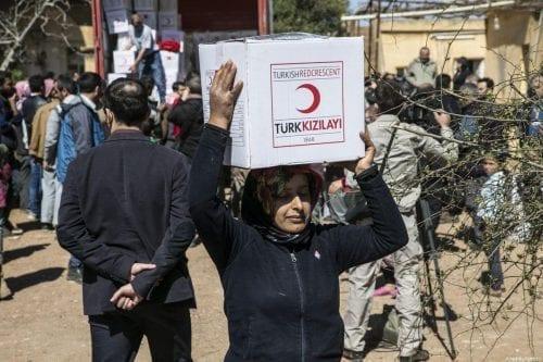 El régimen de Siria mató a casi 900 trabajadores humanitarios…