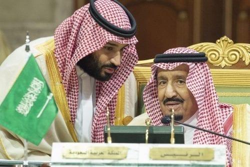 MBS organizó medidas contra su padre el rey Salman, según…