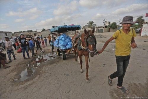 Hamás: Israel debe levantar el asedio a Gaza